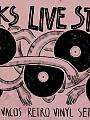 Sfinks LIVE Stream - Vacos Retro Vinyl Set