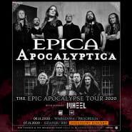 Apocalyptica, Epica + Wheel