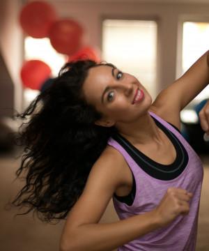 Zajęcia Dance w domu