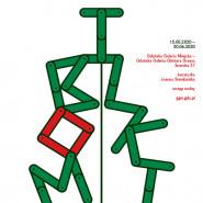 """Mariusz Waras """"Mobilki"""" - wystawa"""
