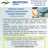 USG prenatalne ciąży