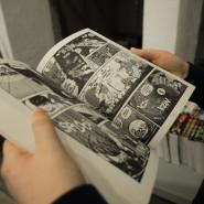 Spotkania z komiksem online: Koniec świata w Makowicach