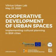 Planowanie kulturowe w praktyce. UrbanLab online