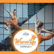 Afro Jazz Collabo | Warm Up Workshops | Kasia&Monia