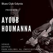Ayoub Houmanna - Letnia Scena Blues Clubu