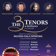 The 3 Tenors & Soprano - Włoska Gala Operowa