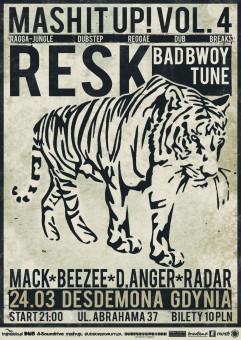 Mash It Up! Resk