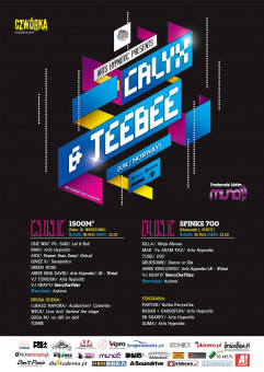 Arts Hypnotic Presents Calyx & Teebee