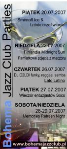 Lato w Bohemie- Finlandia Midnight Sun