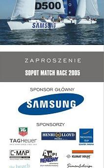 Żeglarski Puchar Świata  (Sopot Match Race)