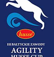 III Bałtyckie Zawody Husse Agility Cup