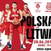 Bilety na Mecz kwalifikacji do Mistrzostw Świata 2019: Polska - Litwa