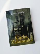 """Książki """"Córka zakonnika"""" Tomasza Wandzla"""