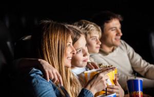 Kinowe seanse dla najmłodszych