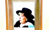 Hanka Bielicka - kapelusz i zdjęcie