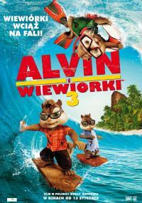 Alvin i Wiewiórki 3