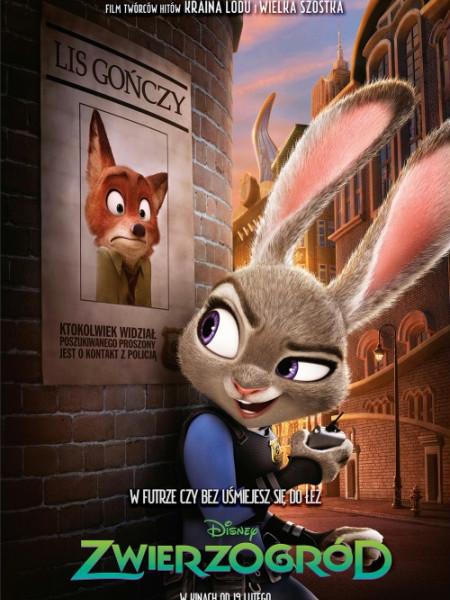 Zwierzogród 2016 Animowany Familijny Przygodowy Film W