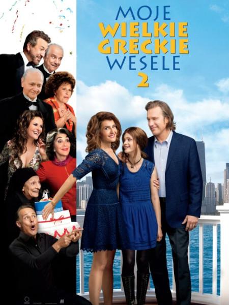 Moje Wielkie Greckie Wesele 2 2016 Komedia Film W Trojmiastopl