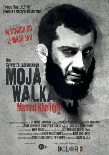 Moja walka. Mamed Khalidov (2017)[DVDRip] [Lektor PL] (ONLINE)