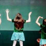"""Spektakl """"Dziewczynki"""" w Teatrze Szekspirowskim (25.05)"""