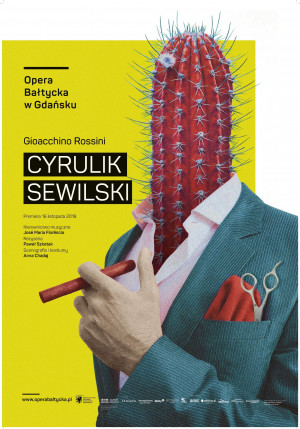 Cyrulik sewilski -