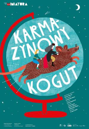 Karmazynowy kogut -