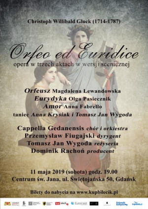 Orfeusz i Eurydyka -