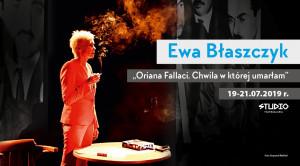 Oriana Fallaci. Chwila w której umarłam -