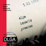Zaproszenie na spektakl Olga