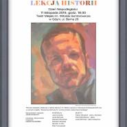 Jacek Kaczmarski - lekcja historii