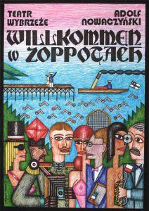 Willkommen w Zoppotach -