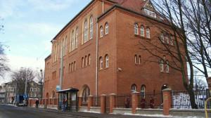Centrum Sztuki Współczesnej Łaźnia otrzyma 800 tys. zł więcej, z uwagi na działalność nowego ośrodka Łaźni w Nowym Porcie - Centrum Edukacji Artystycznej Łaźnia 2 (na zdjęciu).