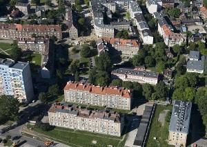 Plac ks. Jana Gustkowicza zostanie zrewitalizowany. Mieszkańcy Nowego Portu będą mieli wpływ na jego przyszły wygląd.