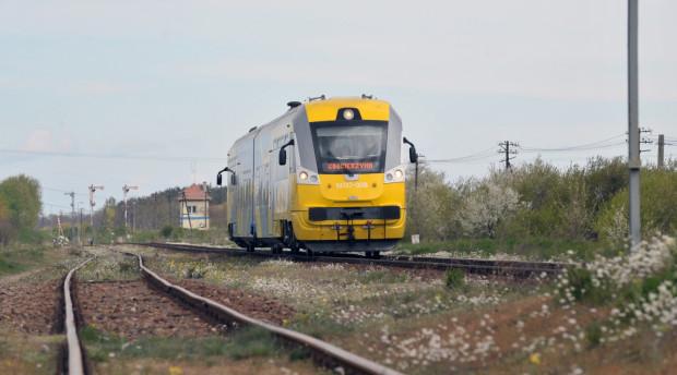 Podróż pociągiem z lotniska w Rębiechowie do centrum Gdyni, według władz spółki PKM, ma zajmować pasażerom 25 minut.