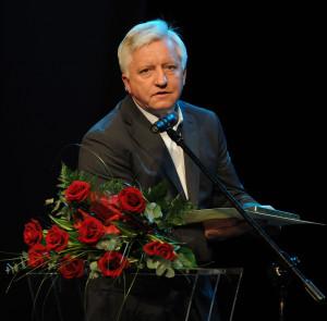 """Czwarty na """"trójmiejskiej"""" liście - Mieczysław Ciomek, czyli prezes firmy Invest Komfort."""