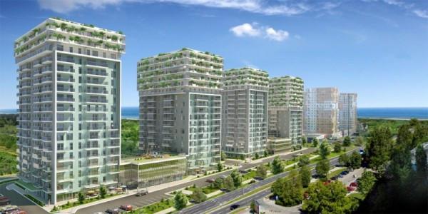 Budowa drugiej z czterech wież, które mają powstać w ramach inwestycji, właśnie się rozpoczęła.