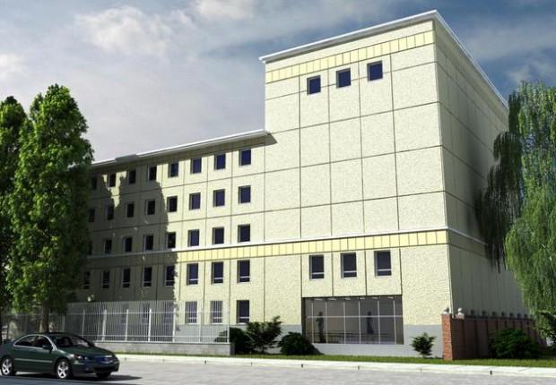 Na parterze dobudowanej części powstanie pracownia z pięćdziesięcioma stanowiskami komputerowymi, w tym do samodzielnego cyfrowego kopiowania dokumentów.