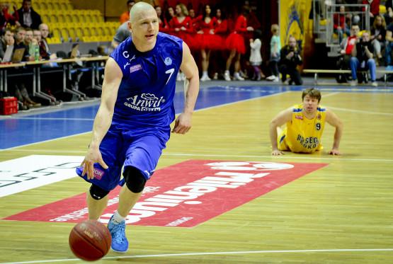Krzysztof Szubarga poprowadził do zwycięstwa Anwil zdobywając aż 25 punktów.