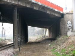Dzięki budowie nowego wiaduktu Biskupia Górka, kolejarze zyskają miejsce na rozbudowę m.in. linii SKM.