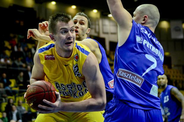 Rasid Mahalbasić to jedna z przewag Asseco Prokomu w ćwierćfinałowej rywalizacji z Anwilem.