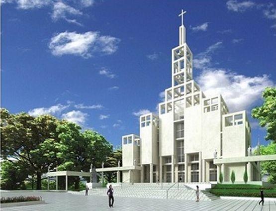 Okazuje się, że mieszkańcy Łostowic nie chcą wyrazić swojego zdania w sprawie wysokości kościoła.