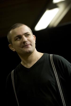 Irek Wojtczak - wolny elektron, improwizator.