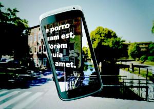 Prace biorące udział w wystawie będzie można obejrzeć przy pomocy urządzeń mobilnych z systemem Android.