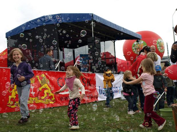 Największy festyn rodzinny w Gdańsku odbędzie się w parku im. Ronalda Raegana. Atrakcje z okazji Dnia Dziecka przygotowały również Gdynia i Sopot.