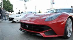 Na pierwszym Pomorskiim Rendez-Vous pojawiły się m.in. luksusowe auta sportowe.