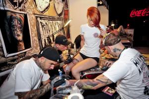 Na festiwalu nie tylko wykonamy tatuaż, ale również podpatrzymy pracę najlepszych i poszukamy inspiracji.