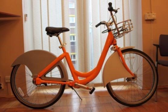 Tak miały wyglądać rowery miejskie, które miały być dostępne w Gdańsku. Projektu nie doprowadzono do końca, bo inwestor, ze względu na kryzys gospodarczy, wycofał się.