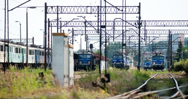 Stacja Gdynia Grabówek niebawem zyska zaplecze do obsługi elektrycznych zespołów trakcyjnych Pendolino.