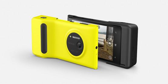Nokia Lumia 1020 to drugi smartfon tej formy z aparatem 41 mln pikseli.