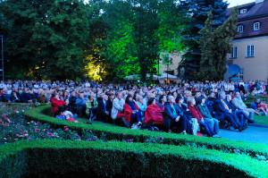 Publiczność uczestnicząca w tegorocznych Mozartianach nie była tak liczna jak w roku ubiegłym, za to poziom artystyczny festiwalu równie wysoki.